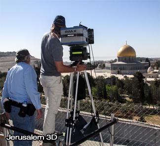 Thillaye Productions - Jerusalem 3D IMAX - Image 1
