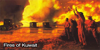 Thillaye Productions - Fires of Kuwait IMAX - Image 1