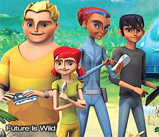 Thillaye Productions - Nelvana - Future Is Wild - Image 1