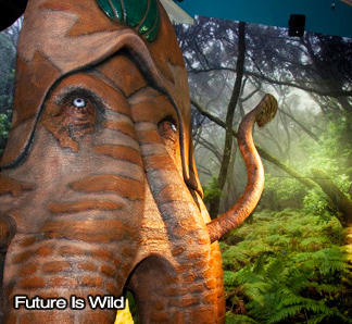 Thillaye Productions - Nelvana - Future Is Wild animated series - Image 2